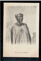 MALI SOUDAN Chef Gourounga (Soudan) Ca 1905 Old Postcard - Mali