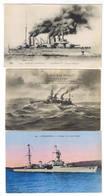 LOT DE 15 CARTE DE BATEAUX - 5 - 99 Postkaarten