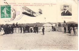 FRANCIA - JUVISY - Port Avion, Aeroplane Systeme Wright.................animata, Viag. 1911 - 2019-334 - ....-1914: Precursores
