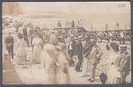 CPA 76 -  DIEPPE, Carte Photo 1910 - Dieppe