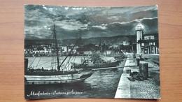 Manfredonia - Partenza Per La Pesca - Manfredonia