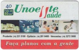 BRASIL K-665 Magnetic Telefonica - Used - Brasilien