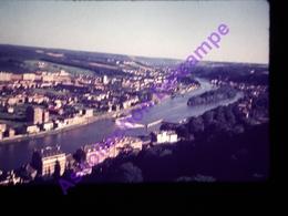 Slide Amateur Diapositive Amateur Belgique,  1972 Namur Meuse - Diapositives