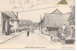 12/23     10   Camp De Mailly   Rue De La Gare    (animations) - Mailly-le-Camp