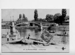 94*LE PERREUX PLAGE-La Baignade - Le Perreux Sur Marne