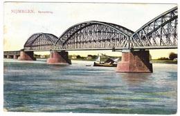 Nijmegen - Spoorbrug - 1909 - Nijmegen