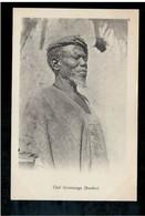 MALI SOUDAN Chef Gourounga Ca 1910 Old Postcard - Mali