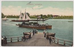 Nijmegen - Gierbrug Net Volk - 1910 - Nijmegen