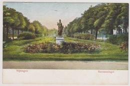 Nijmegen - Nassausingel - 1907 - Nijmegen