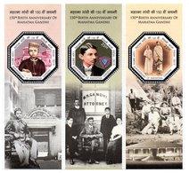 India 2019 Gandhi 150th Anniversary MNH - Inde