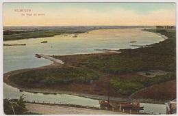 Nijmegen - De Waal Bij Avond - 1908 - Nijmegen