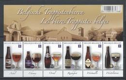 BLOK 197 TRAPPISTENBIEREN  POSTFRIS**  2012 - Blocks & Kleinbögen 1962-....