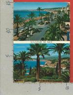 CARTOLINA VG FRANCIA - Souvenir De NICE NIZZA - Vedutine Multivue - 10 X 15 - 1967 - Cartas Panorámicas