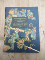Bizuth 1960 Veiligheidskalender Vol Met Illustraties 64 Blz Rare - Practical