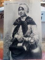 Belgio..... Costume....laitiere Flamande....ca......1920? - België