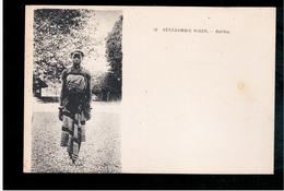 Senegambie- Niger - Bariba Ca 1910 Old Postcard - Nigeria