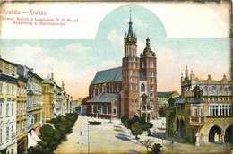 POLOGNE  CRACOVIE KRAKOW - Poland