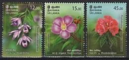 Sri Lanka (2019) - Set -  /  Blumen - Flowers - Fleurs - Flores - Fiori - Orchidees - Orchids - Orquideas - Orchidee