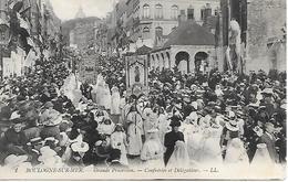 12/23     62   Boulogne Sur Mer     Grande Procession     Confréries & Délégations    (animations) - Boulogne Sur Mer