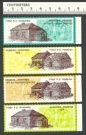 B57-23 CANADA-USA Winnipeg Pembina Bileski Local Post 1979 MNH - Local, Strike, Seals & Cinderellas