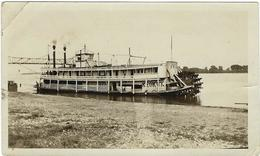Bateau  Photo Bateau   Keokuk A Mississippi River Boat - Etats-Unis