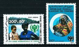 Comores Nº A-164/5 Nuevo - Comores (1975-...)