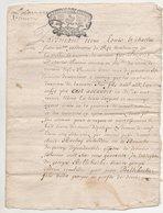 Tourny 1720 - Manuscripts