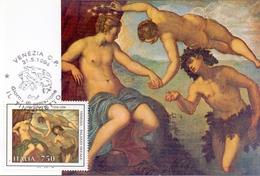 VENEZIA TINTORETTO   FDC  1994 MAXIMUM POST CARD (GENN200030) - Religieux