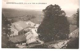 Menetrux En Joux - Vue Et Le Val De Chambly - Autres Communes