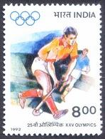 INDIA -  HOCKEY  In  FIELD - **MNH - 1992 - Hockey (su Erba)