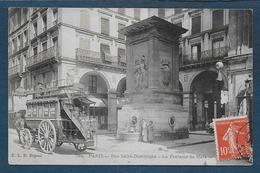 PARIS 7e -  Rue Saint Dominique - La Fontaine De Mars - Distretto: 07