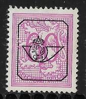 België Typo Nr. 788 - Typo Precancels 1936-51 (Small Seal Of The State)