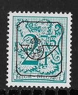 België Typo Nr. 808 - Typo Precancels 1936-51 (Small Seal Of The State)