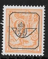 België Typo Nr. 814 - Typo Precancels 1936-51 (Small Seal Of The State)