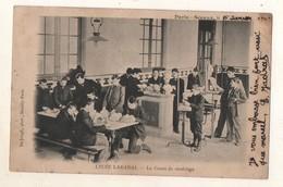 Lycée LAKANAL Le Cours De Modelage - Sceaux