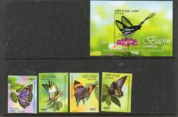2019 VIETNAM - Butterflies - Butterflies