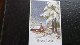 BONNE ANNÉE - Año Nuevo