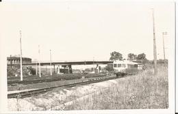 Photo - Train - Automotrice - Rotonde - Metz - 57 - Moselle - Treni