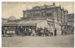 59 Malo-les-Bains, La Digue,l'hôtel Belle Vue - Malo Les Bains