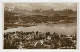 PORTSCHACH   A. WORTERSEE   HOTEL-SCHOLZ        2 SCAN  (NUOVA) - Velden