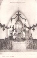 Greux (88 - Vosges)  Le Chœur De La Chapelle E De Bermont - Brouvelieures