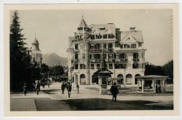 VELDEN  A. WORTERSEE   HOTEL-SCHOLZ        2 SCAN  (NUOVA) - Velden