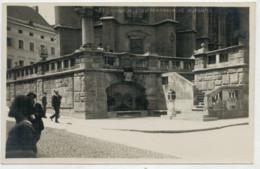 VILLACH  STADTPFARRKIRCHE  AUFGANG          2 SCAN  (NUOVA) - Villach