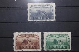 Polen 487-489 Gestempelt Radrennen #TH973 - Polen