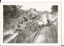 Photo - Accident De Train - Déraillement - Non Localisé - Trains