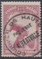 Congo Belge - N° 175 (YT) Oblitéré De Courrier De Haute-Mer / Paquebot Albertville. - Congo Belge