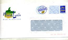 Pap Logo Bleu Flamme Muette Rethel Illistré Mission Locale Ardennes - PAP : Bijwerking /Logo Bleu