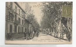 84 Vaucluse Ste Cécile Cours Portalet La Poste 1918 - Francia