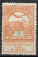 HONGRIE   -   1913 .  Y&T  N° 108 * - Nuevos