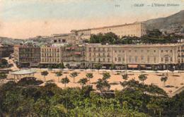 ALGERIE  ORAN  L'Hôpital Militaire  ...... ( Ref CH1116 ) - Oran